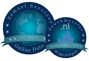 Web applicaties en data beheer online